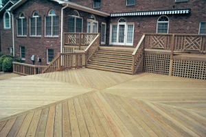Trex & Composite Decking Winston-Salem