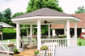 Gazebo Builder Winston-Salem